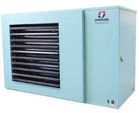Powrmatic nv industrial heater